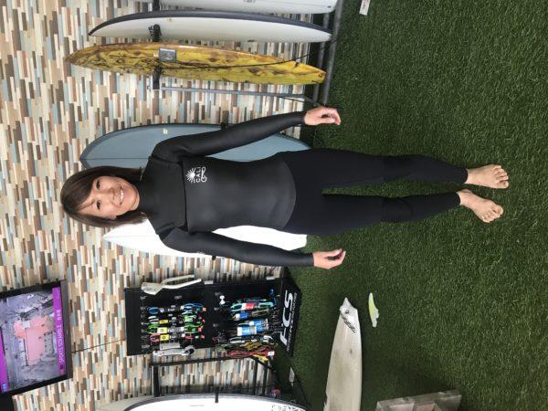 Cali wetsuit